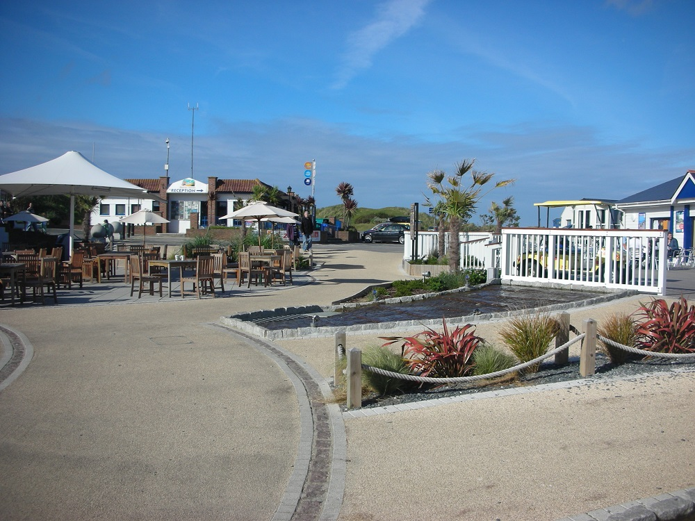 Chalet 74 Perran Sands Haven Perranporth Around