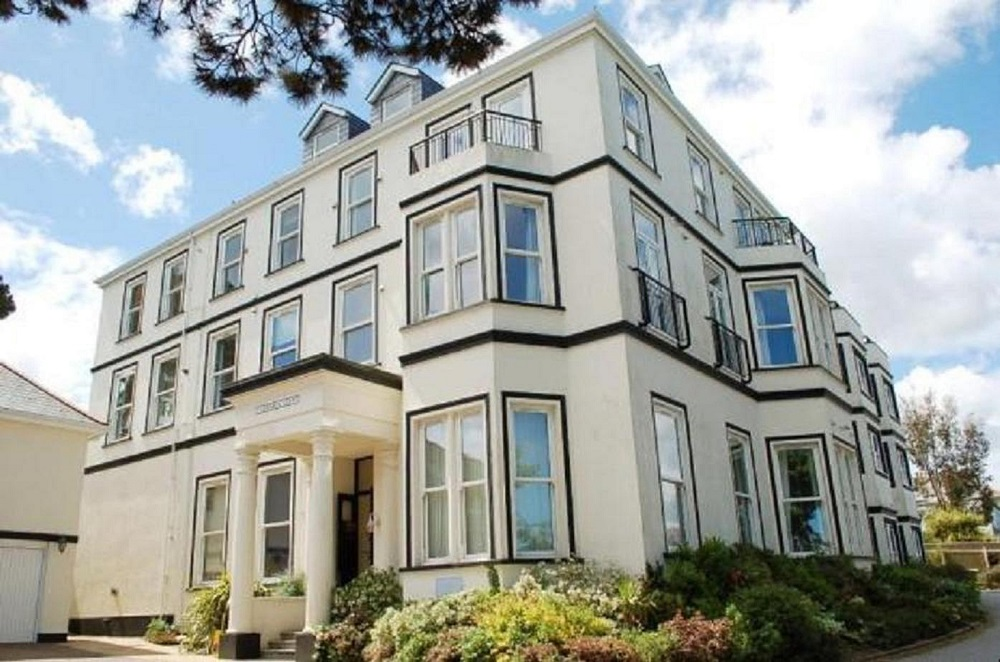 Holiday apartment Falmouth Cornwall