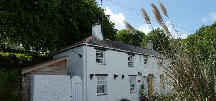 Engellie Cottage, Perranporth Cornwall