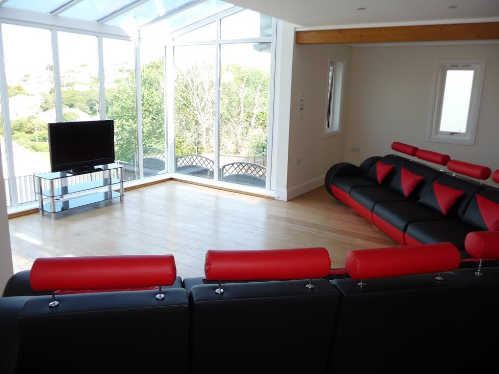 Large luxury holiday home Cornwall