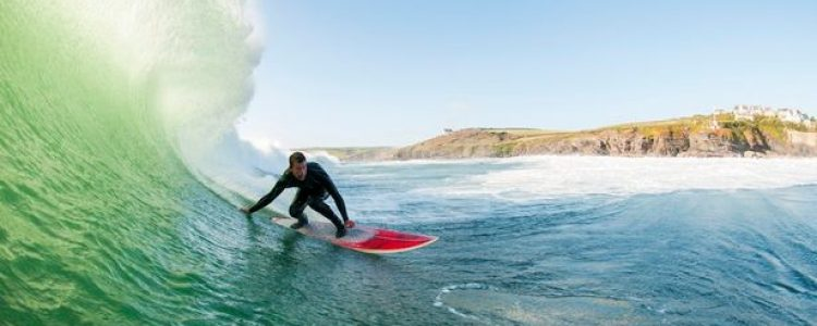 Surfing Beaches In Cornwall