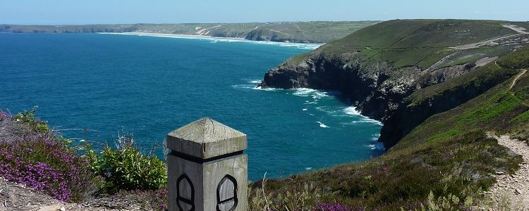 Stretch your legs! Walking the Cornish Coastline