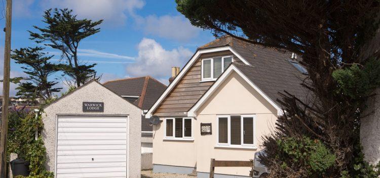 Warwick Lodge, Perranporth Cornwall