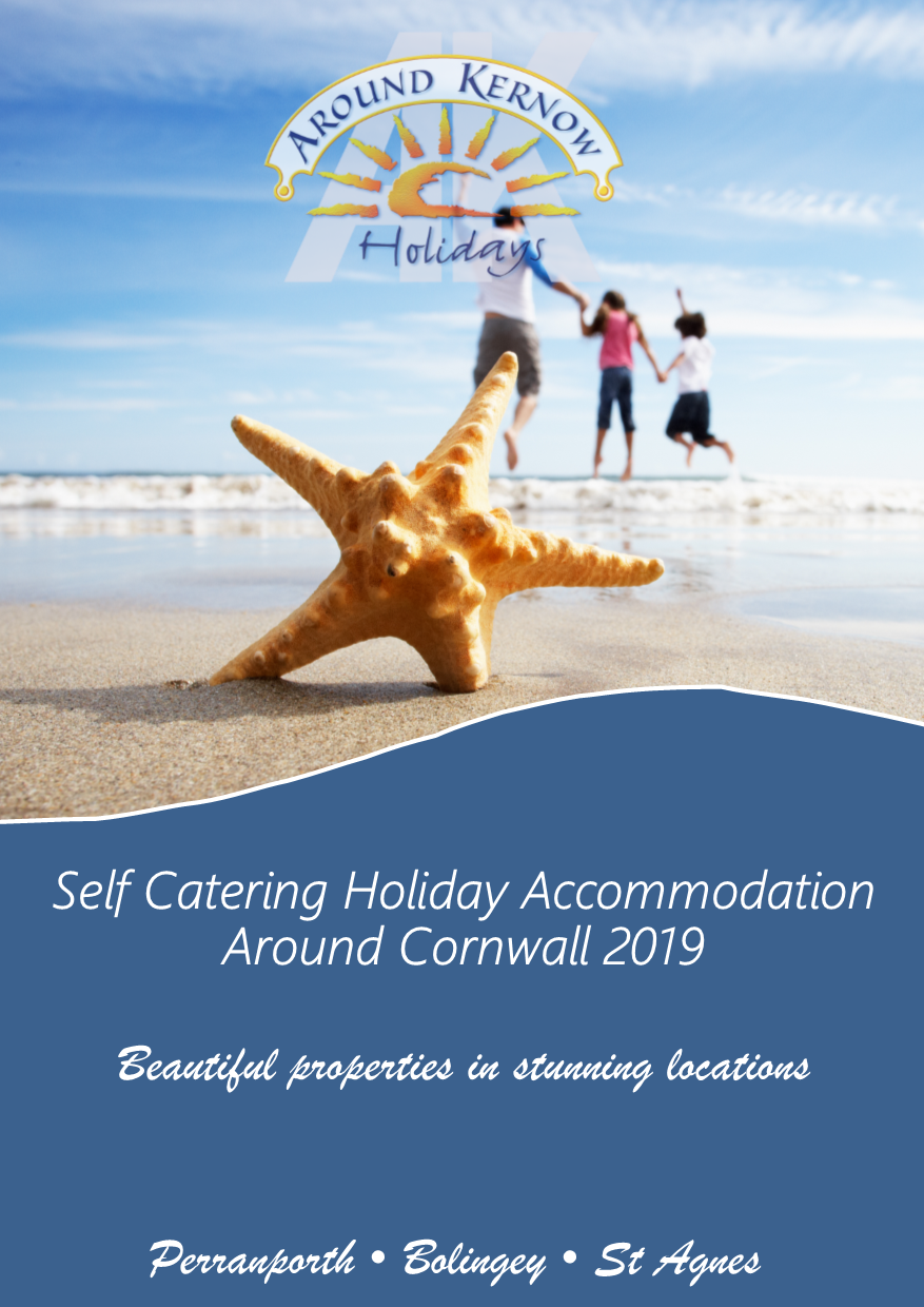 2019 brochure for holidays in Cornwall